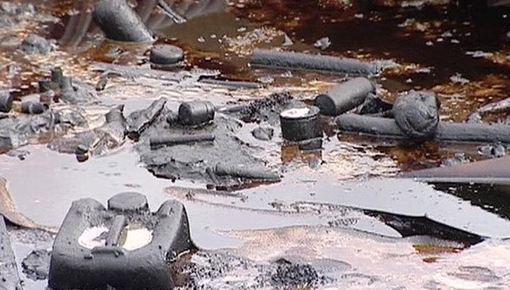 Вести.Ru: Патрушев нашел экологическую бомбу под Петербургом