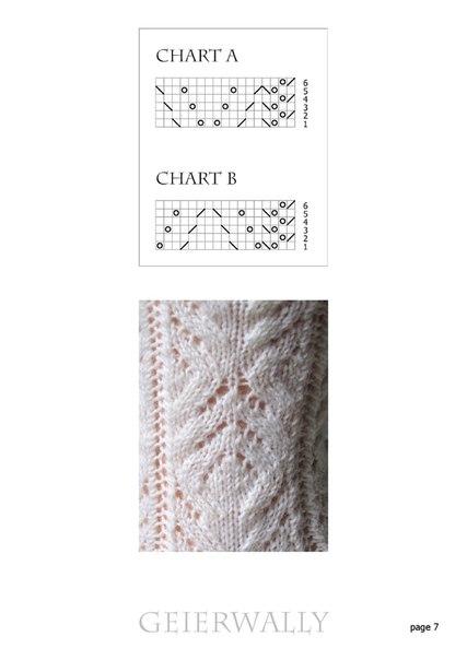 Носочки женские ажурные