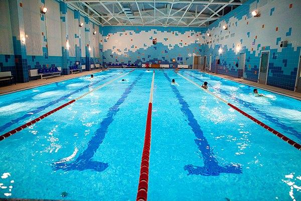 Новое расписание работы бассейна