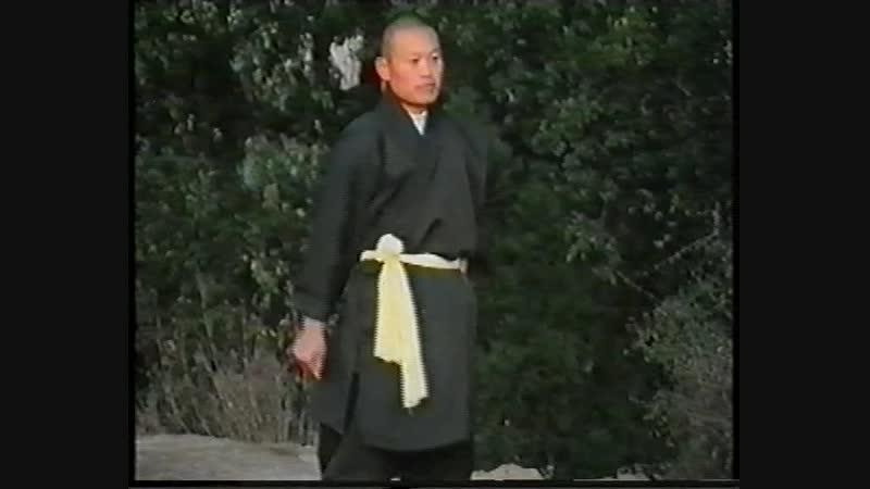 Кунг-Фу Шаолиня /Shaolin Kung-Fu-VHS (Cергей Визгунов)