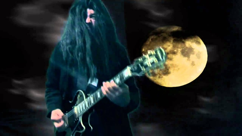 Moonlight Sonata on guitar for Halloween Available on iTunes