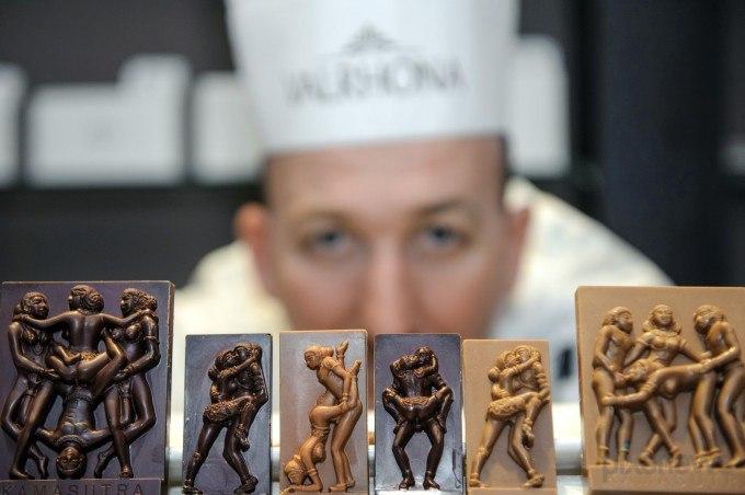 Камастура в шоколаде