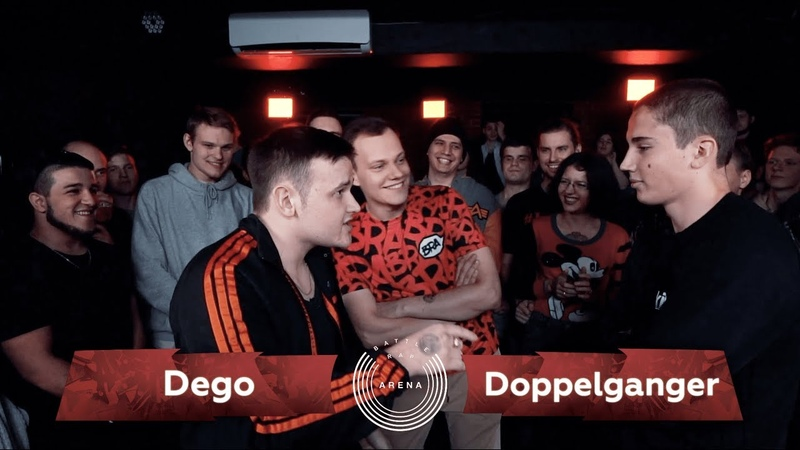 BRA Dego VS Doppelganger 2 этап группа А 1 сезон