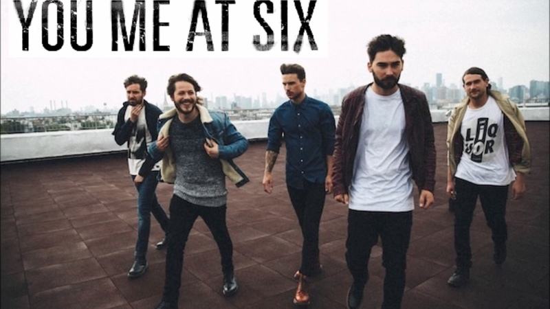 You Me At Six - Sugar We're Goin Down [Cover]