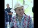 Мадонна посетила свою детскую больницу в Африке