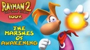Rayman 2: The Great Escape - Все лумы и клетки - Болота пробуждения