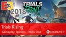 4K Trials Rising - Gameplay Tandem - Xbox One