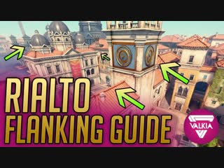 Routes Guide by Valkia