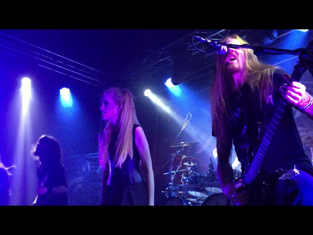 Xandria - We are Murderers (We All) - Live Dome, Boston Music Room, London 17/11/17