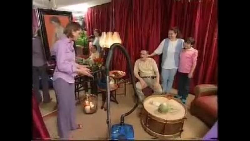 Квартирный вопрос НТВ 07 07 2001 Гостиная с будуаром