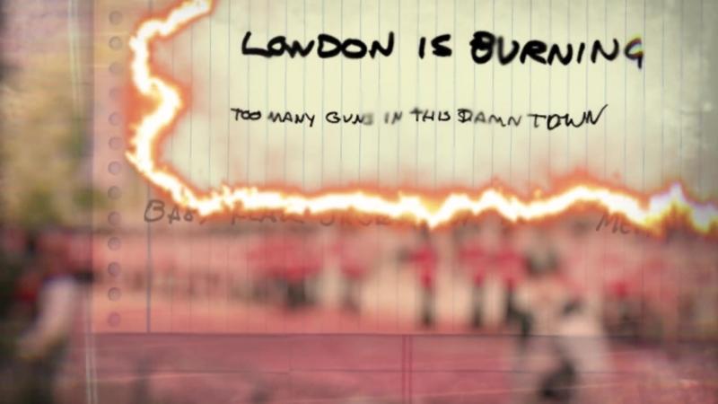 Joe Strummer and The Mescaleros - London Is Burning (Unreleased Demo)