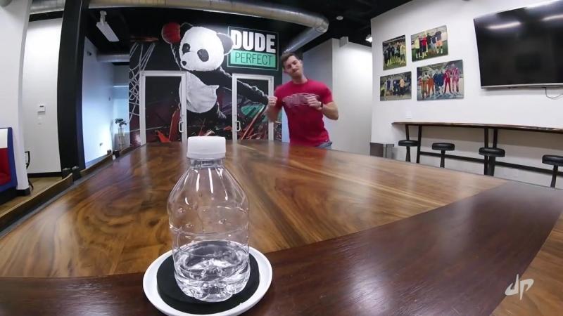 Water Bottle Flip 2 Dude Perfect