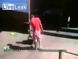 Husband beats his wife and gets arrested