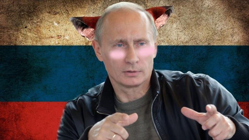 Helblinde - Putins Boner