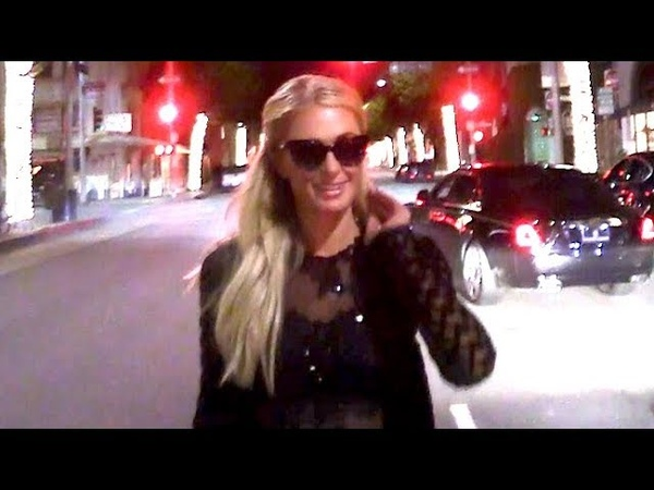 Paris Hilton Reacts When Confronted About Playing Michael Jackson Songs When DJing - EXCLUSIVE