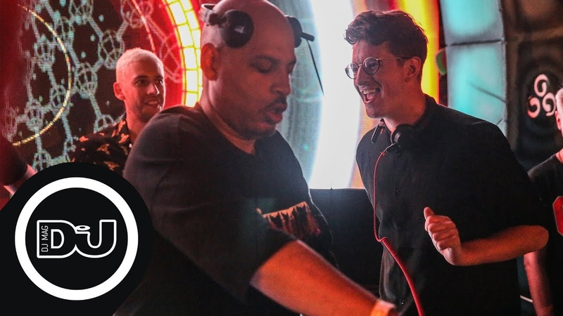 Skream B2B Dennis Ferrer Live From Elrow Miami