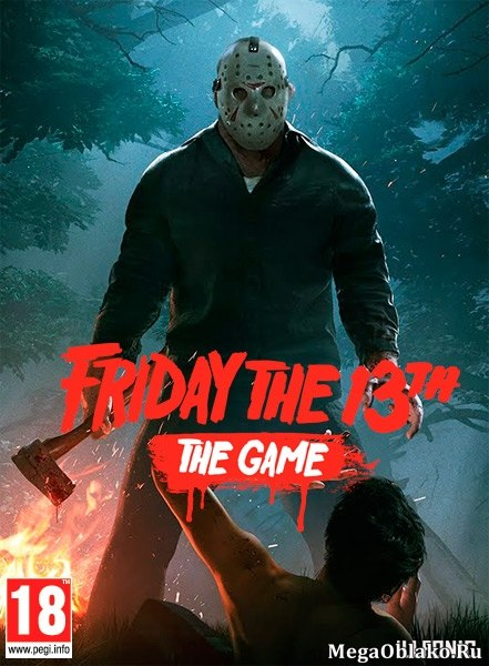 Friday the 13th: The Game (2017/RUS/ENG/RePack by xatab)