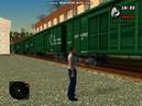 2тэ116 с грузовыми вагонами в гта криминальная россия бета2