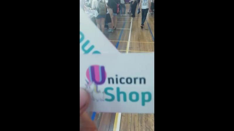 Siberian Otaku Saiten и Unicorn Shop