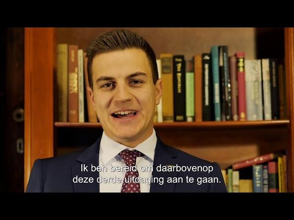 Kies Dries voor Federaal Parlement - YouTube