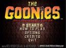 The Goonies прохождения денди
