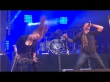 ELUVEITIE - Nil - Live at Hellfest - (Pro-Shot) - (HD)