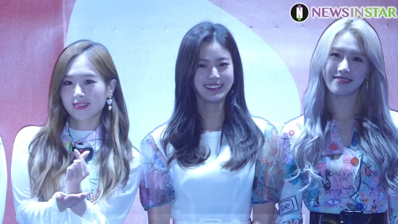 NEWS 181019 SONAMOO @ 2019 S S HERA Seoul Fashion Week CHOI BOKO Collection