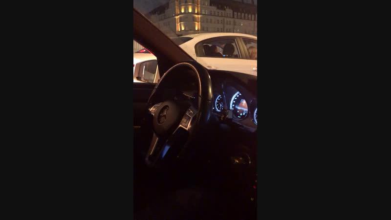 Прогулка по вечерней Москве ✌️