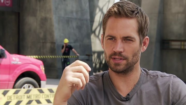 """For Paul ♥️ on Instagram: """"Paul interview about 'Brick Mansions (2014) _ _ _ paulwalker actor angel perfection picoftheday photooftheday lov..."""
