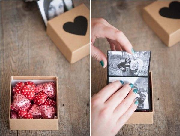 Подарок своими руками для любимого фото