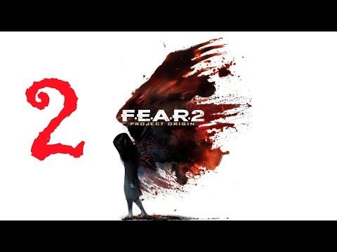 F.E.A.R. 2: Project Origin прохождение 2. Эпизод 2: Уединение. Сбежать с больницы.