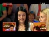 Выступление Леси и Оли в России ( Рассмеши комика 2013 )