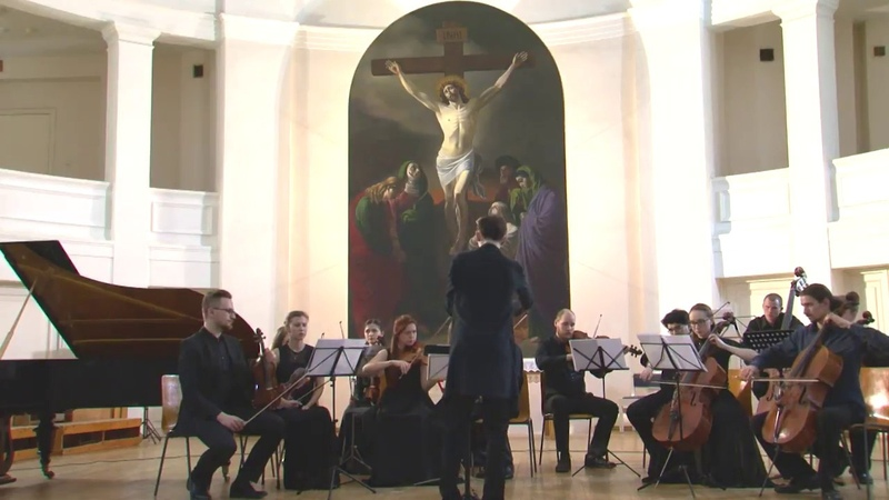 С. Барбер – Адажио для струнных оркестр «1703», дирижёр Александр Кирьянко