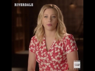 Time to head back to work. Riverdale returns Wednesday, October 10 on The CW!