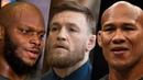 Решение суда по делу Конора МакГрегора, Льюис тренировался пол часа, боец UFC провоцирует Жакарэ