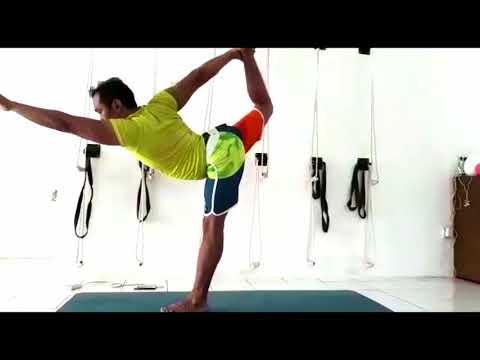 Yoga Tarian Jiwa - Lay It Down (peak flow)