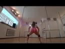 BOOTY DANCE/TWERK в POLEFAVOR: Елена АБВГД