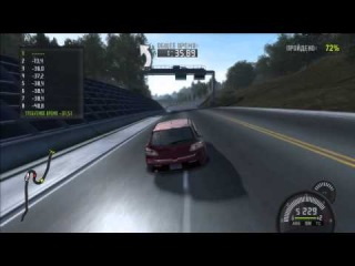 Need For Speed: Pro Street - lan game [#3 Speadway 2]