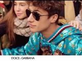 Dolce&Gabbana Fall Winter 2018-19 Eyewear Campaign