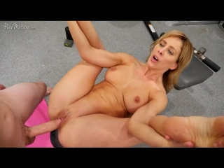 Cherie Deville - Sexual Training [POV, MILF, Gonzo, Blonde, Blowjob, Big Ass, Big Tits, Cowgirl, Doggystyle, Hardcore, Facial]
