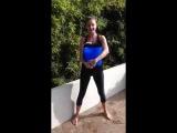 Emily VanCamp Ice bucket challenge