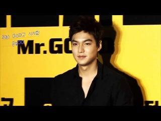 [직캠] Leeminho / 07.09 코엑스 미스터고 VIP시사회 은빛아이