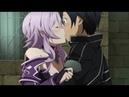 Top 15 Anime kiss scenes[HD]