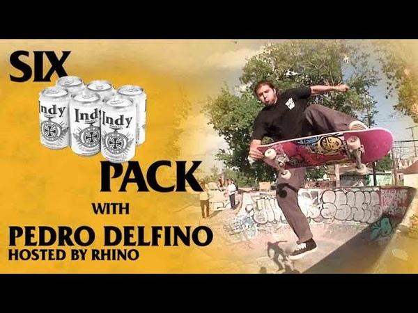 Pedro Delfino SIX PACK Independent Trucks