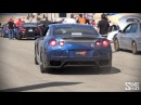 AMS Alpha 18 Nissan GT R with 1800hp Shift S3ctor