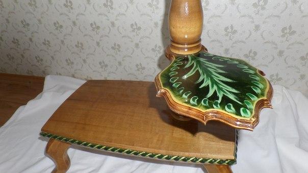 Художественные изделия из дерева