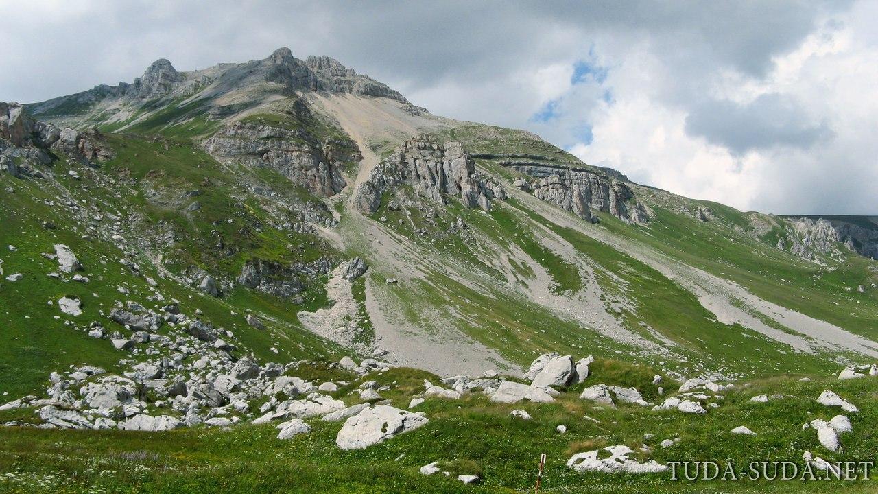 Адыгея горы