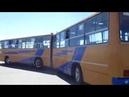Поездка на автобусе Икарус-280 маршрут 28 г. Саратов