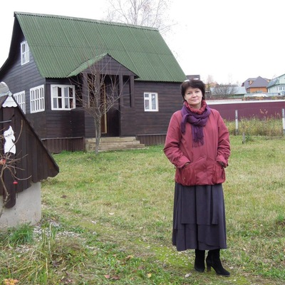 Алла Шостик, 7 июля , Новосибирск, id174901769