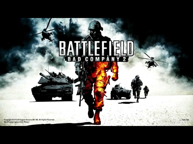Battlefield Bad Company 2 MULTIPLAYER NEXUS EMULATOR (Обновлен эмулятор) .